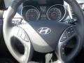 Black Steering Wheel Photo for 2013 Hyundai Elantra #70707059
