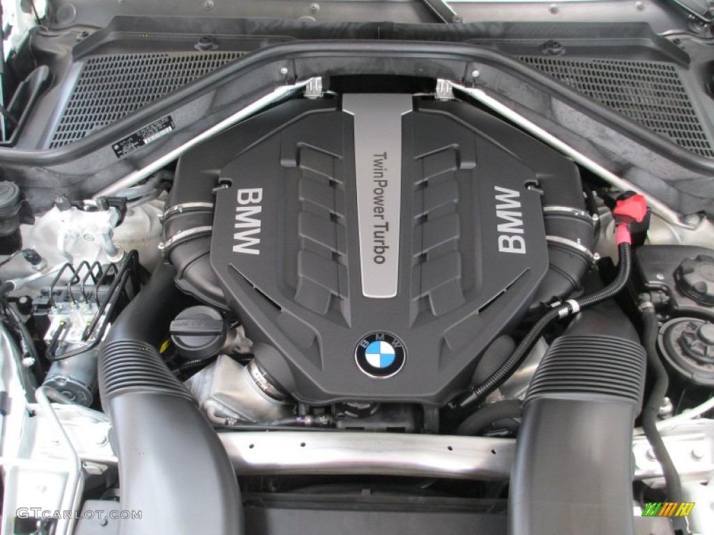 2013 Bmw X6 Xdrive50i 4 4 Liter Dfi Twinpower Turbocharged Dohc 32