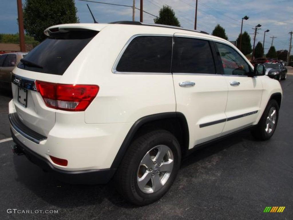 Grand Cherokee Altitude >> Stone White 2012 Jeep Grand Cherokee Limited 4x4 Exterior Photo #70717187 | GTCarLot.com