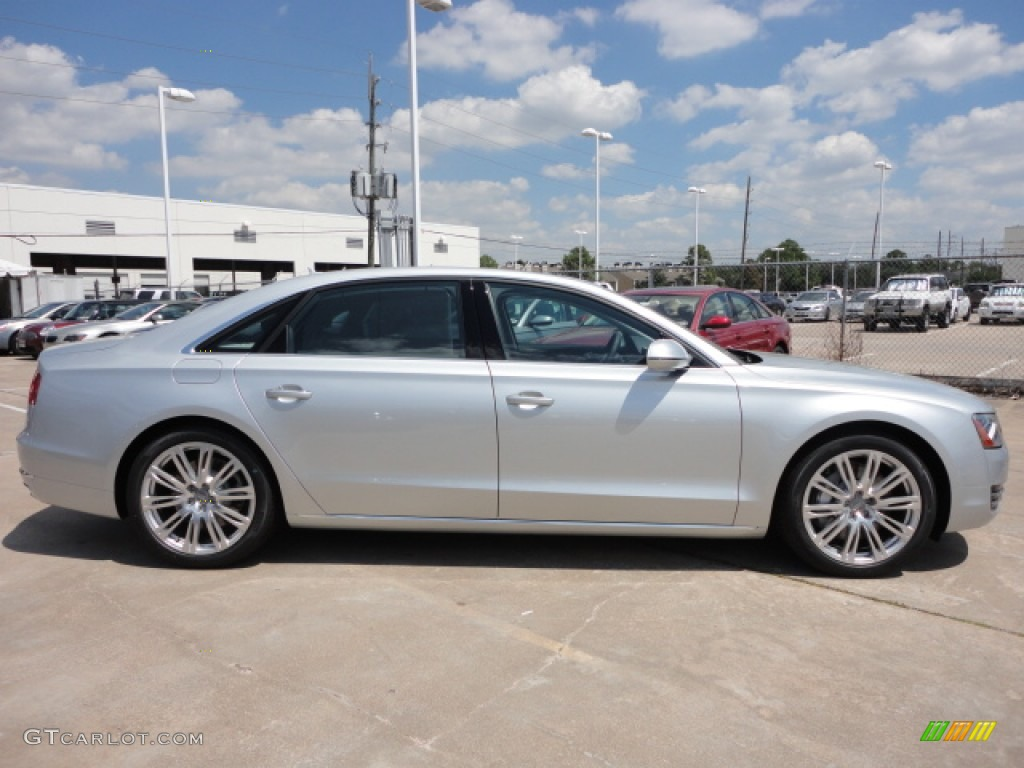 silver audi a8. Cars Review. Best American Auto & Cars Review
