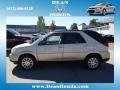 Frost White 2005 Buick Rendezvous CX AWD