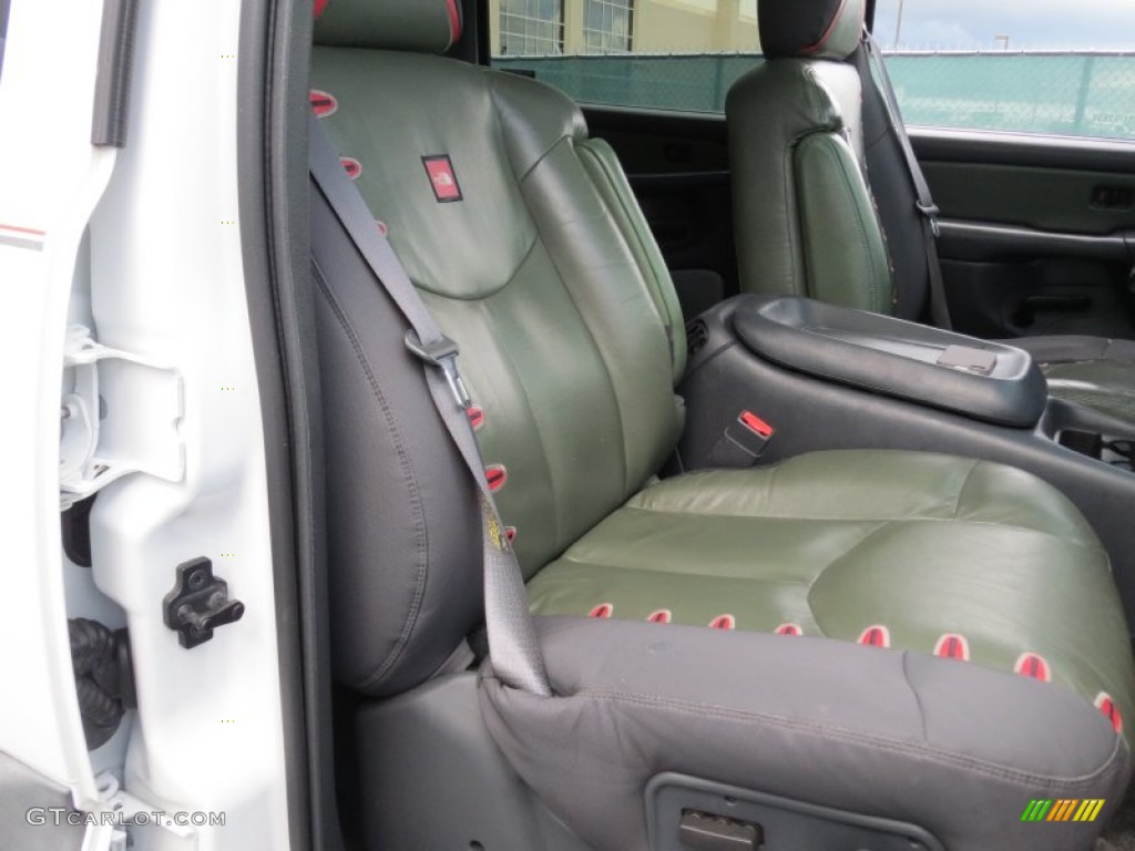 Pleasant 2002 Chevy Avalanche North Face Seat Covers Caraccident5 Cool Chair Designs And Ideas Caraccident5Info