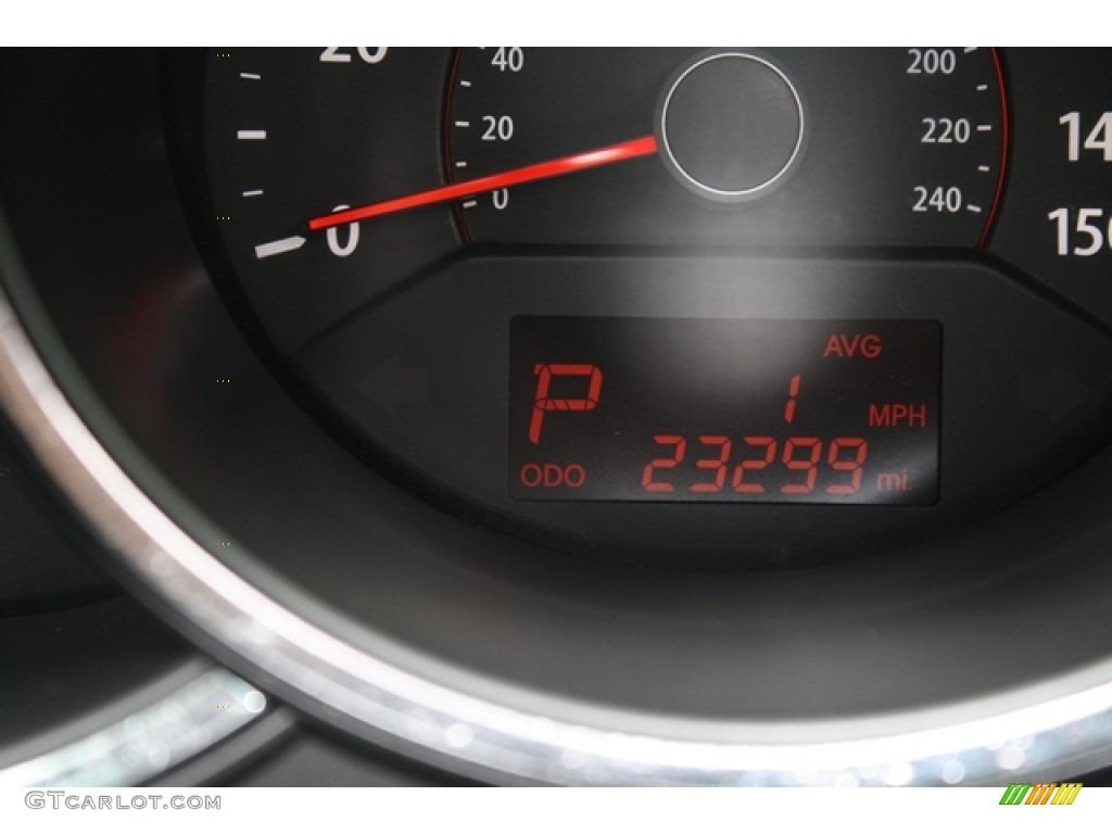 2011 Sorento EX V6 AWD - Bright Silver / Black photo #21