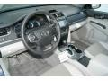 Light Gray 2012 Toyota Camry Interiors