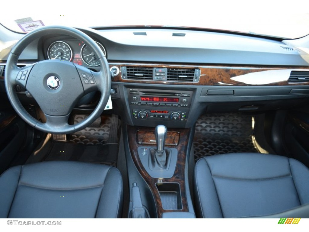 2006 BMW 3 Series 325i Sedan Black Dashboard Photo #70739999 ...