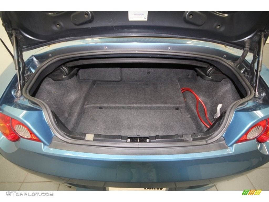 2004 Bmw Z4 2 5i Roadster Trunk Photo 70747956 Gtcarlot Com