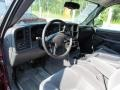 2005 Victory Red Chevrolet Silverado 1500 LS Crew Cab 4x4  photo #14