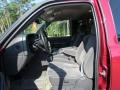 2005 Victory Red Chevrolet Silverado 1500 LS Crew Cab 4x4  photo #15