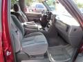 2005 Victory Red Chevrolet Silverado 1500 LS Crew Cab 4x4  photo #30
