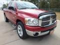 Inferno Red Crystal Pearl 2008 Dodge Ram 1500 Gallery