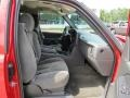 2006 Victory Red Chevrolet Silverado 1500 LT Extended Cab  photo #15