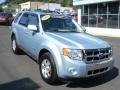 2009 Light Ice Blue Metallic Ford Escape Hybrid Limited 4WD  photo #2