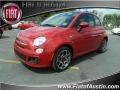 Rosso Brillante (Red) - 500 Sport Photo No. 1