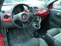 Rosso Brillante (Red) - 500 Sport Photo No. 7