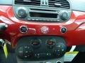 Rosso Brillante (Red) - 500 Sport Photo No. 9
