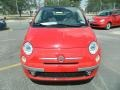 Rosso (Red) - 500 c cabrio Lounge Photo No. 2