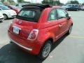Rosso (Red) - 500 c cabrio Lounge Photo No. 5