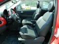 Rosso (Red) - 500 c cabrio Lounge Photo No. 6