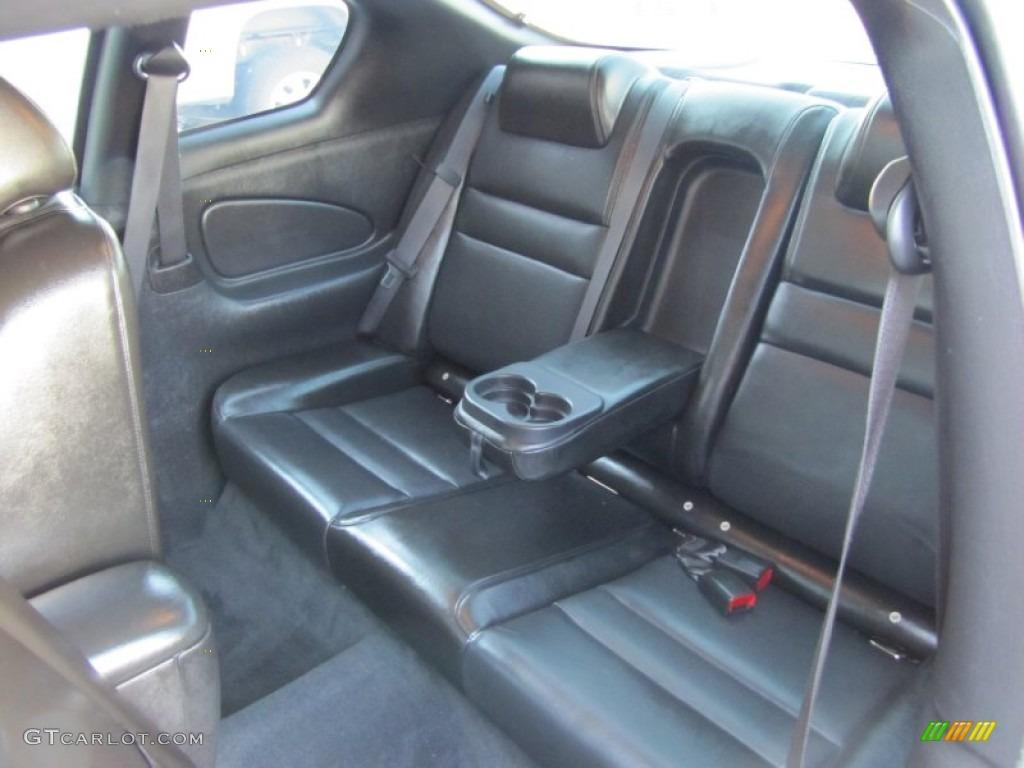 Ebony Black Interior 2007 Chevrolet Monte Carlo Ss Photo 70769109