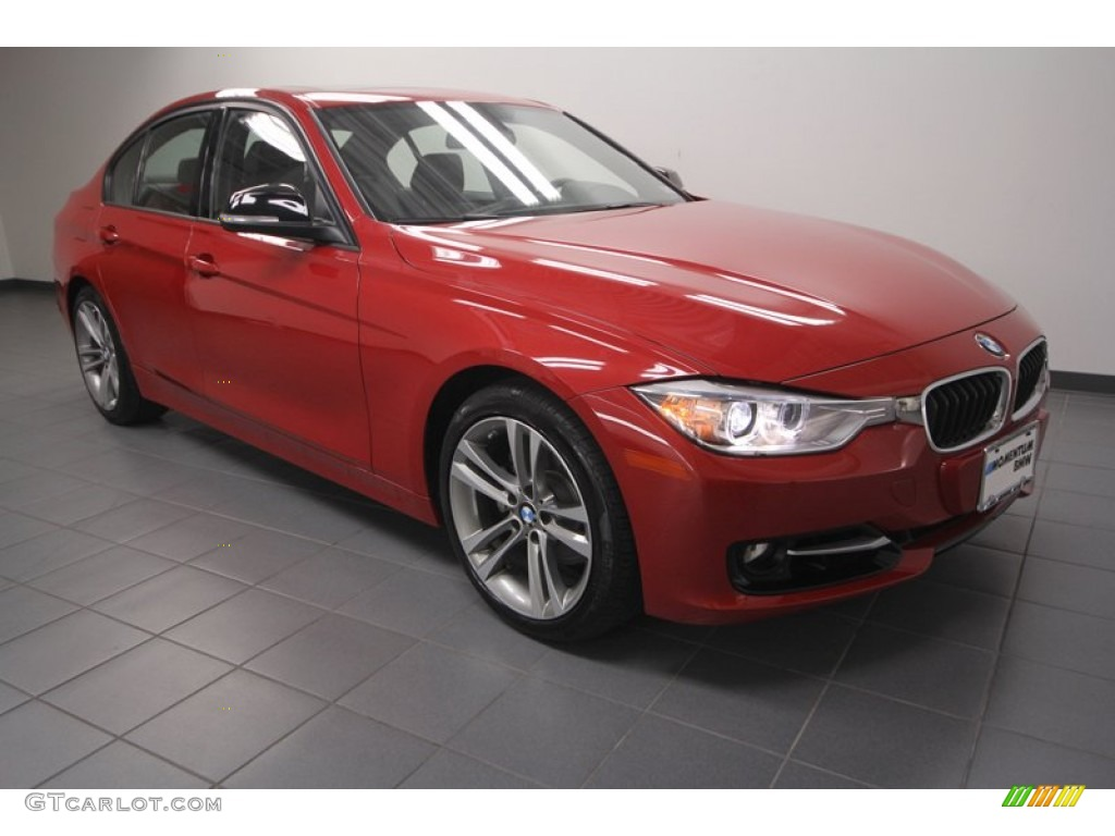 2012 melbourne red metallic bmw 3 series 328i sedan. Black Bedroom Furniture Sets. Home Design Ideas