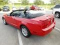2007 Torch Red Ford Mustang V6 Premium Convertible  photo #29