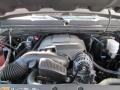 2012 Graystone Metallic Chevrolet Silverado 1500 Work Truck Extended Cab 4x4  photo #14