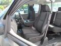 2012 Graystone Metallic Chevrolet Silverado 1500 Work Truck Extended Cab 4x4  photo #16