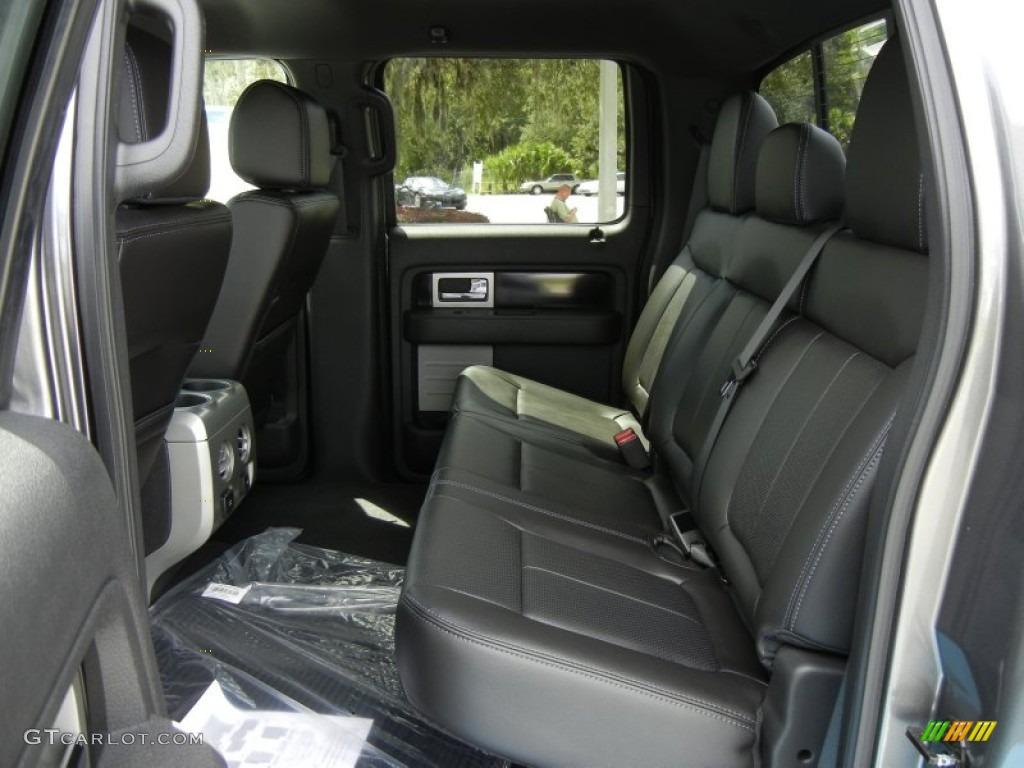 Black interior 2012 ford f150 fx4 supercrew 4x4 photo 70787864 gtcarlot com