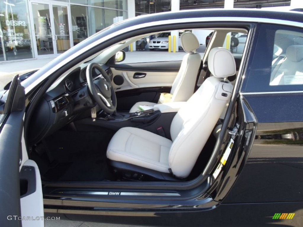 oyster interior 2013 bmw 3 series 328i coupe photo 70790663