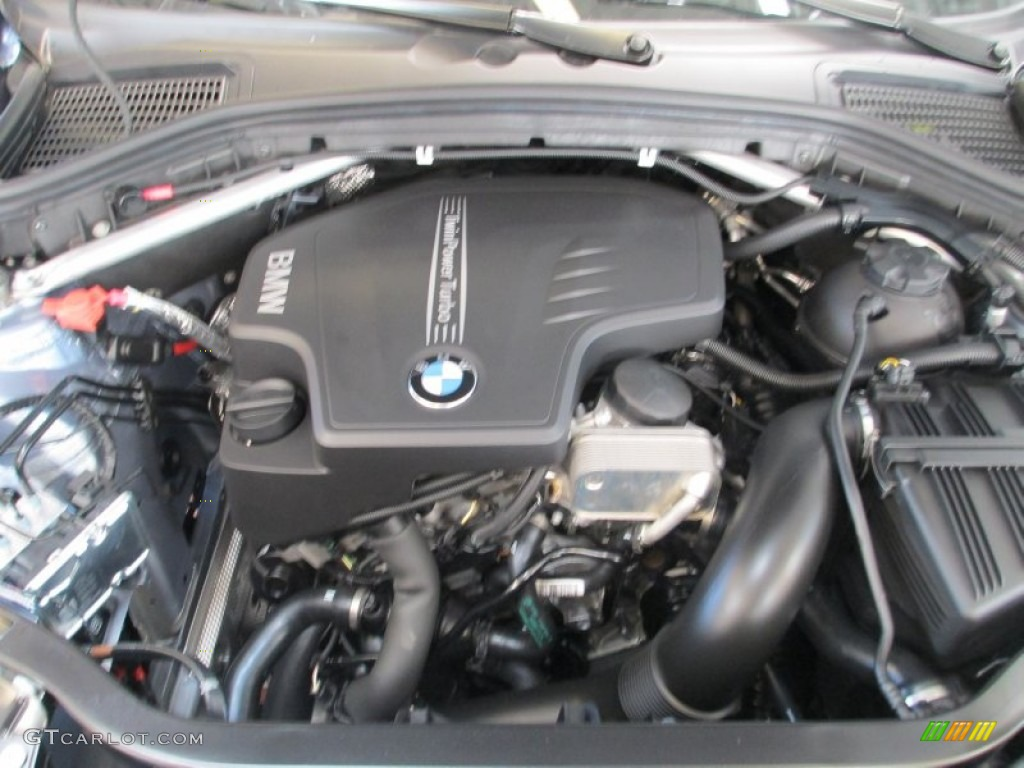 2013 bmw x3 xdrive 28i 2 0 liter di twinpower turbocharged dohc 16 valve vvt