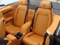 Rear Seat of 2013 GranTurismo Convertible GranCabrio