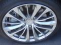 2012 Infiniti G 37 S Sport Convertible Wheel and Tire Photo