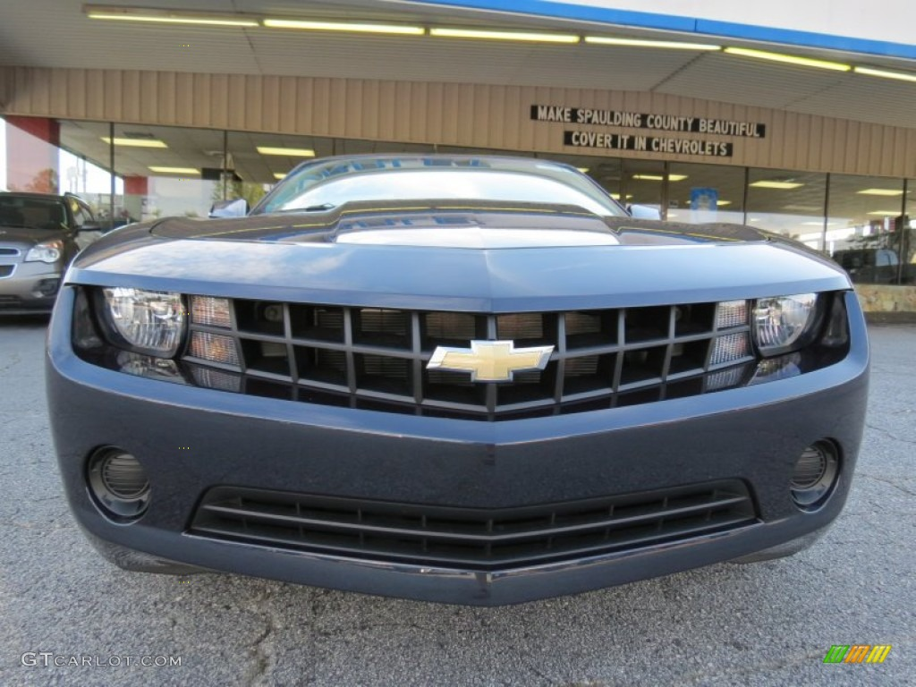 2013 blue ray metallic chevrolet camaro ls coupe 70749100. Black Bedroom Furniture Sets. Home Design Ideas