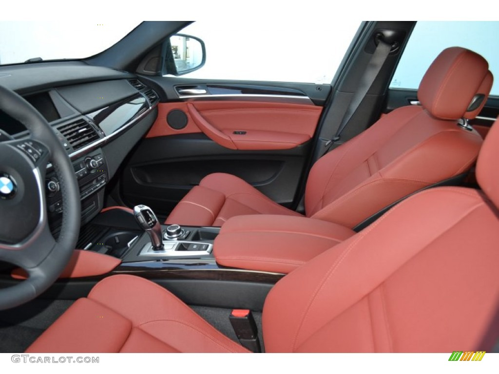Bmw Red Interior Red Interior 2013 Bmw x6
