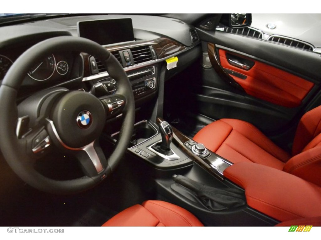 Coral red black interior 2013 bmw 3 series 328i sedan photo 70809950 gtcarlot com