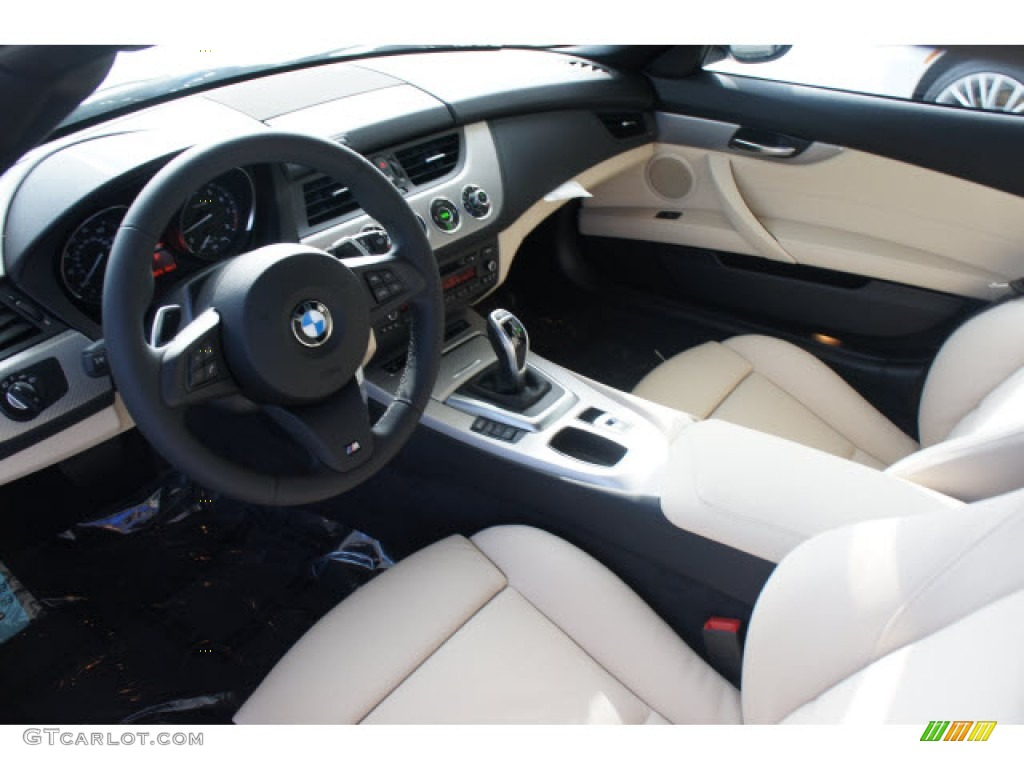 Beige Interior 2013 Bmw Z4 Sdrive 28i Photo 70814918 Gtcarlot Com