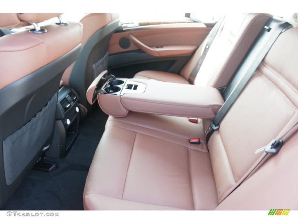 Cinnamon Brown Interior 2013 Bmw X5 Xdrive 35i Photo