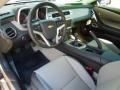 Gray 2013 Chevrolet Camaro Interiors