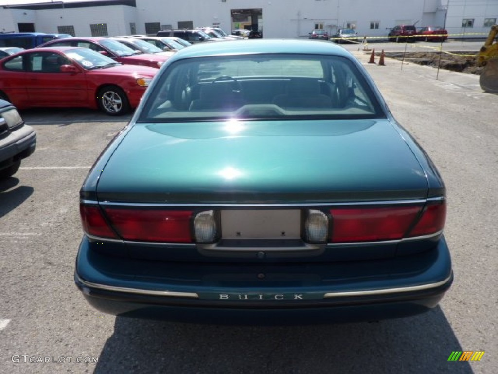1997 sea green metallic buick lesabre custom 70819180. Black Bedroom Furniture Sets. Home Design Ideas