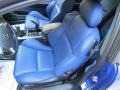 Front Seat of 2005 GTO Coupe