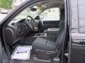 2012 Black Chevrolet Silverado 1500 LT Extended Cab 4x4  photo #15