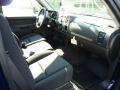 2013 Blue Topaz Metallic Chevrolet Silverado 1500 LT Extended Cab 4x4  photo #9