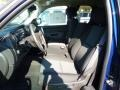 2013 Blue Topaz Metallic Chevrolet Silverado 1500 LT Extended Cab 4x4  photo #16