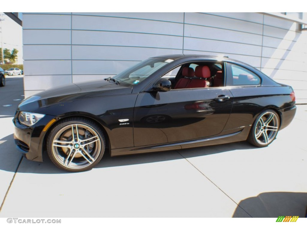 Black Sapphire Metallic 2011 Bmw 3 Series 335is Coupe