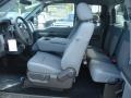 2012 Ingot Silver Metallic Ford F250 Super Duty XLT SuperCab 4x4  photo #14