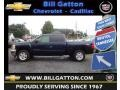 2012 Imperial Blue Metallic Chevrolet Silverado 1500 LT Crew Cab 4x4  photo #1