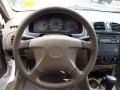 1999 Protege DX Steering Wheel