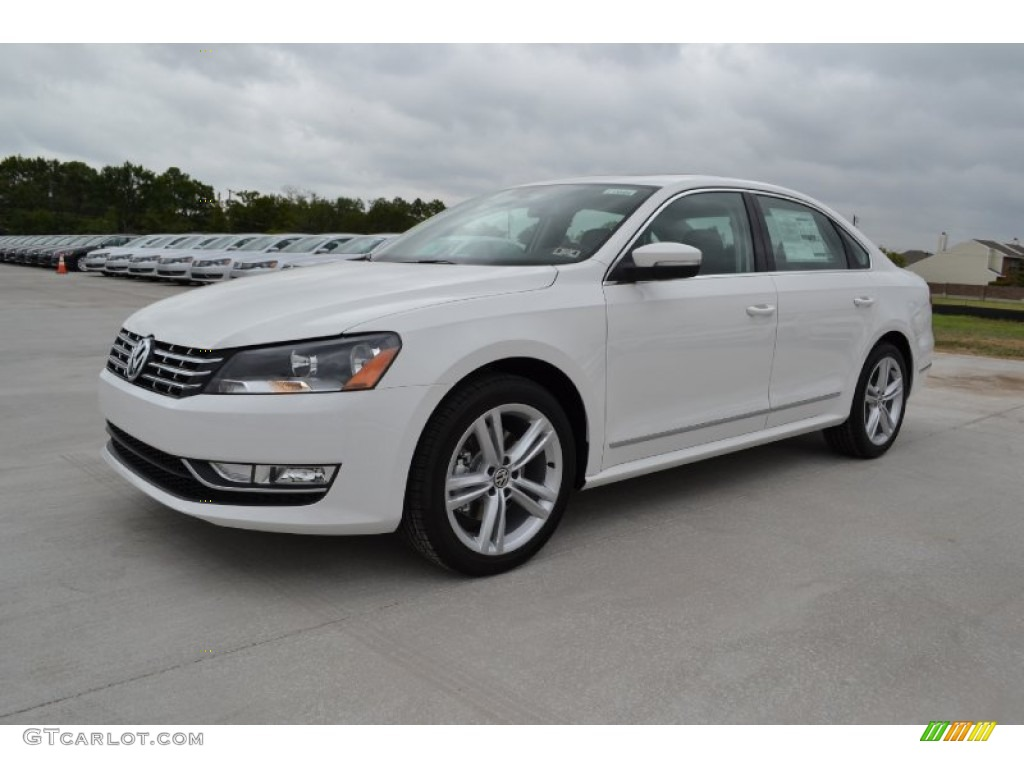 2013 candy white volkswagen passat tdi se 70818653 car color galleries. Black Bedroom Furniture Sets. Home Design Ideas
