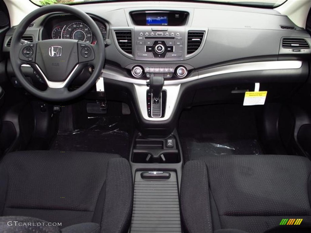 black interior 2012 honda cr v ex photo 70860684