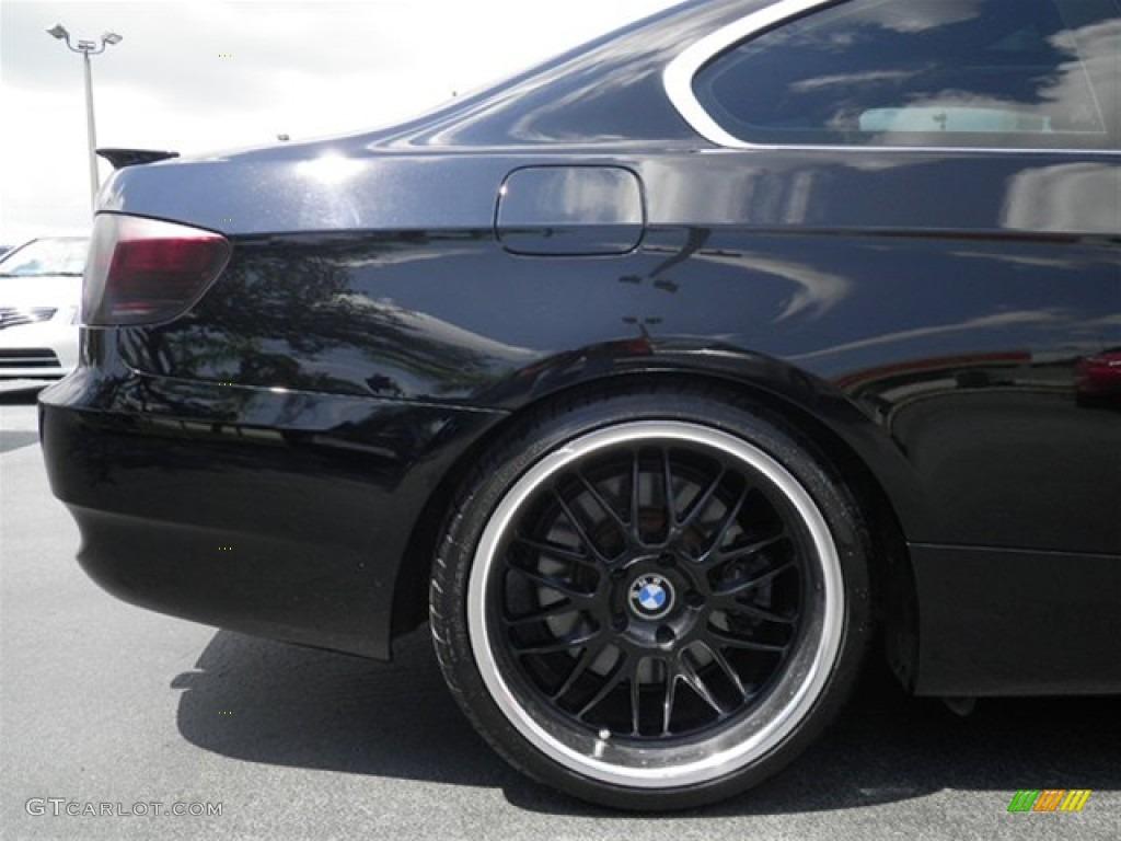2008 Bmw 3 Series 335i Coupe Custom Wheels Photo 70861071